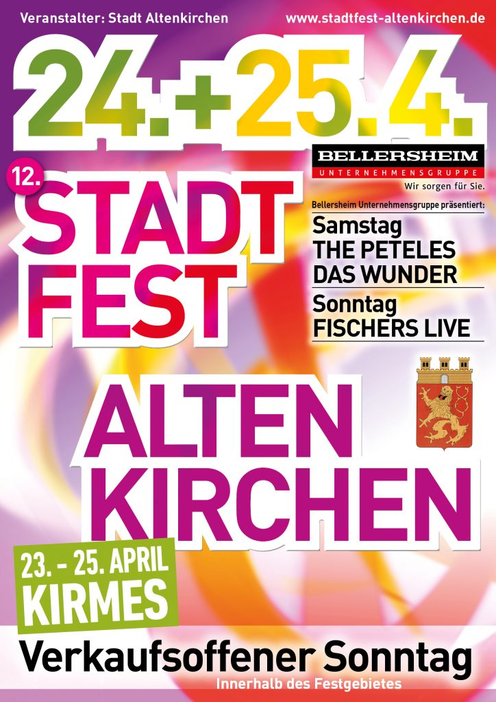 Stadtfest Altenkirchen2021